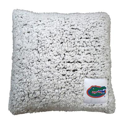 Florida Gators Frosty Fleece Throw Pillow   Logo Chair   135-812