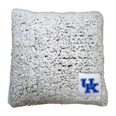 Kentucky Wildcats Frosty Fleece Throw Pillow   Logo Chair   159-812