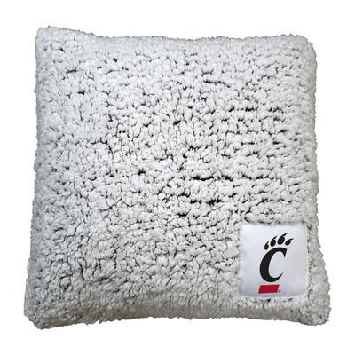 Cincinnati Bearcats Frosty Throw Pillow | Logo Chair | 121-812