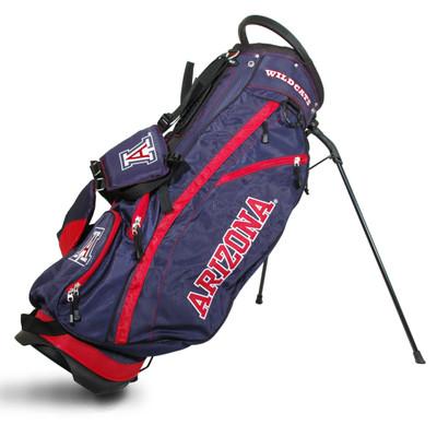 Arizona Wildcats Fairway Golf Stand Bag  Team Golf  20228