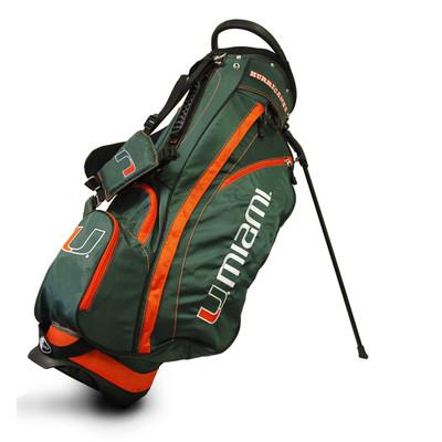 Miami Hurricanes Fairway Golf Stand Bag| Team Golf |47128