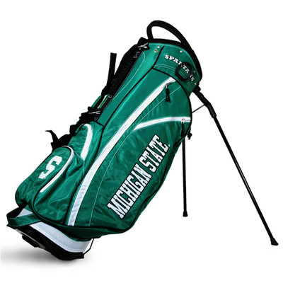 Michigan State Spartans Fairway Golf Stand Bag| Team Golf |22328