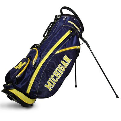 Michigan Wolverines Fairway Golf Stand Bag| Team Golf |22228