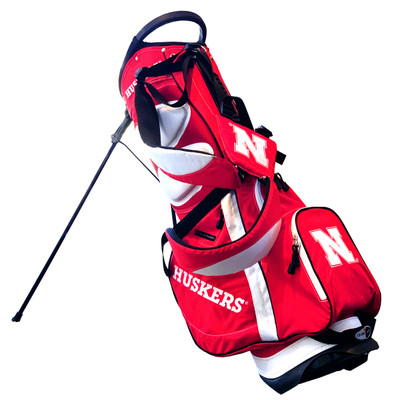 Nebraska Cornhuskers Fairway Golf Stand Bag| Team Golf |22428