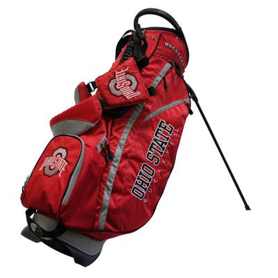 Ohio State Buckeyes Fairway Golf Stand Bag| Team Golf |22828