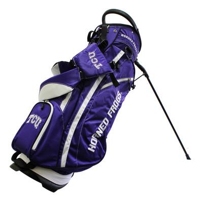 TCU Horned Frogs Fairway Golf Stand Bag| Team Golf |25328