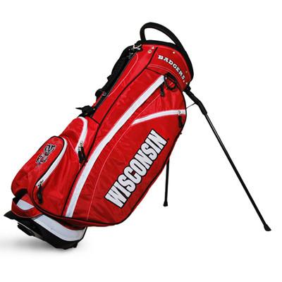 Wisconsin Badgers Fairway Golf Stand Bag| Team Golf |23928