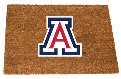 Arizona Wildcats Logo Door Mat | MEMORY COMPANY | COL-ARZ-1689
