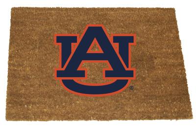 Auburn Tigers Logo Door Mat|MEMORY COMPANY | COL-AU-1689