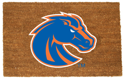 Boise State Broncos Logo Door Mat | Memory Company | BOS-1689