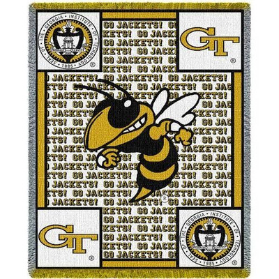 Georgia Tech Yellow Jackets Stadium Blanket | Pure Country | 849-A