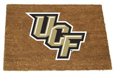 UCF Knights Logo Door Mat | Memory Company | CNF-1689
