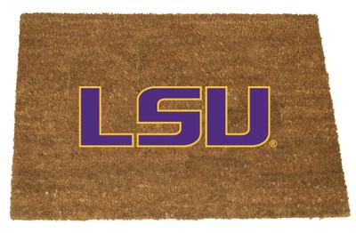 LSU Tigers Logo Door Mat | Memory Company | LSU-1689