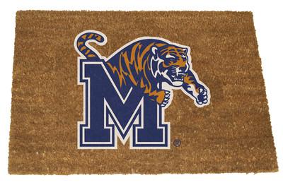 Memphis Tigers Logo Door Mat | Memory Company | MEM-1689