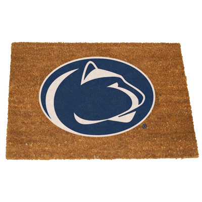 Penn State Nittany Lions Logo Door Mat   MEMORY COMPANY   PSU-1689