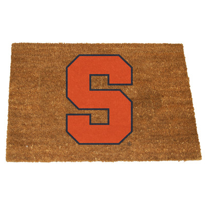 Syracuse Orange Logo Door Mat | MEMORY COMPANY | SYR-1689