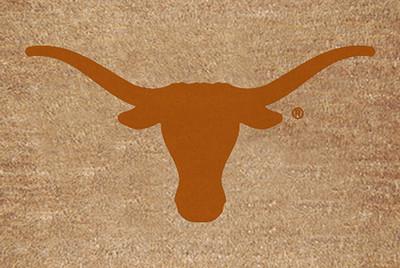 Texas Longhorns Logo Door Mat | MEMORY COMPANY | TEX-1689