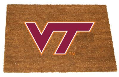 Virginia Tech Hokies Logo Door Mat | MEMORY COMPANY | VRT-1689