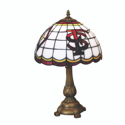 FSU Seminoles Tiffany Table Lamp   memory company   fsu-500