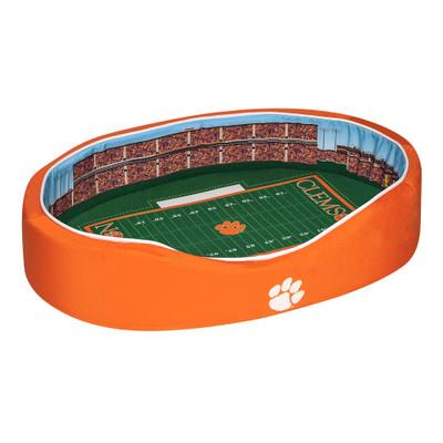 Clemson Tigers Stadium Pet Bed | Stadium Spot | FB-CLE-20