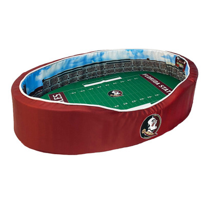FSU Seminoles Stadium Pet Bed | Stadium Spot | FB-FSU-20
