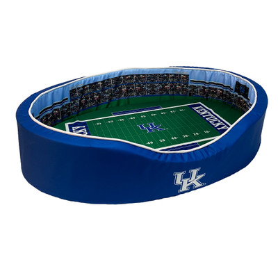 Kentucky Wildcats Stadium Pet Bed | Stadium Spot | FB-KEN-20