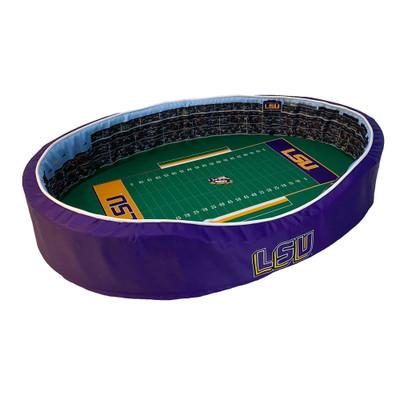 LSU Tigers Stadium Pet Bed | Stadium Spot | FB-LSU-20