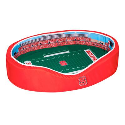 NC State Wolfpack Stadium Pet Bed | Stadium Spot | FB-NCS-20