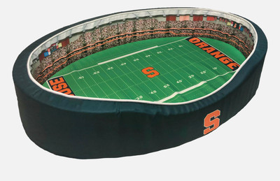 Syracuse Orange Stadium Pet Bed | Stadium Spot | FB-SYR-20