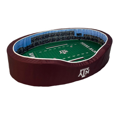 Texas A&M Aggies Stadium Pet Bed | Stadium Spot | FB-TAM-20