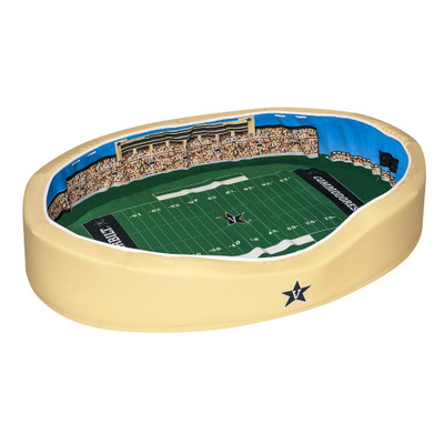 Vanderbilt Commodores Stadium Pet Bed | Stadium Spot | FB-VAN-20