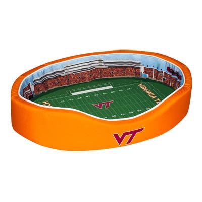 Virginia Tech Hokies Stadium Pet Bed | Stadium Spot | FB-VT-20