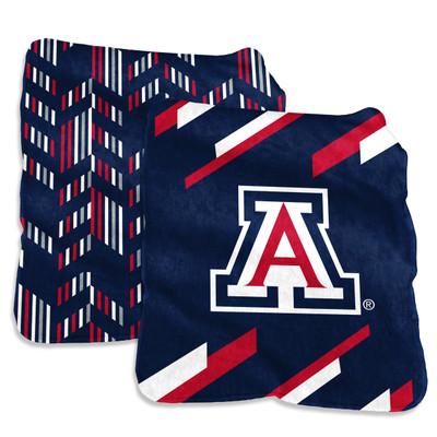 Arizona Wildcats Super Plush Blanket    Logo Chair   106-27S-1