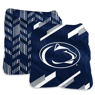 Penn State Nittany Lions Super Plush Blanket   Logo Chair   196-27S-1