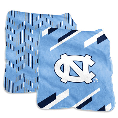 UNC Tar Heels Super Plush Blanket| Logo Chair | 185-27S-1