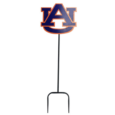 Auburn Tigers Wrought Iron Yard Decor | LRT SALES | AUB1FLWWRI