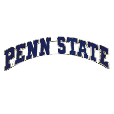 Penn State Nittany Lions Recycled Metal Wall Decor | LRT SALES | PNSTWD