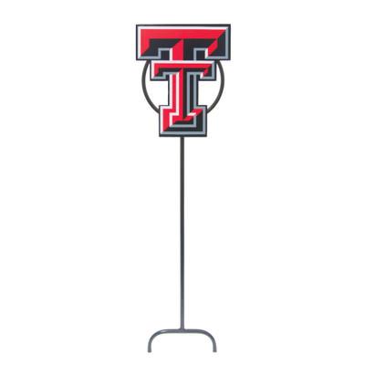 Texas Tech Red Raiders Wrought Iron Yard Decor | LRT SALES | TXTFLWWRI