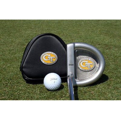 Georgia Tech Yellow Jackets Putter | Heritage Pewter | PT10463E