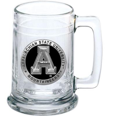 Appalachian State Mountaineers Beer Mug Set of Two | Heritage Pewter | ST10325EK