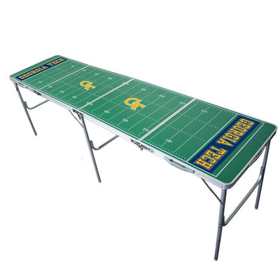 Georgia Tech Yellow Jackets Tailgate Table | Wild Sports | TPC-D-GAT