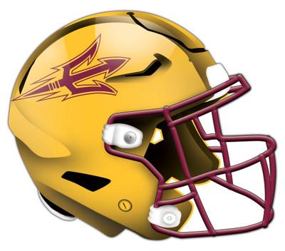 "Arizona State Sun Devils Authentic Helmet Cutout 24"" Wall Art | FAN CREATIONS |  C0987-Arizona State"