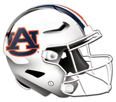 "Auburn Tigers Authentic Helmet Cutout 24"" Wall Art | FAN CREATIONS |  C0987-Auburn"