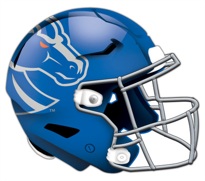 "Boise State Broncos Authentic Helmet Cutout 24"" Wall Art 