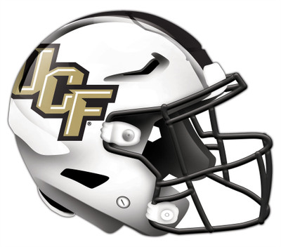 "UCF Knights Authentic Helmet Cutout 24"" Wall Art 