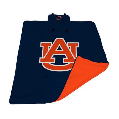 Auburn Tigers All Weather Outdoor Blanket    LOGO BRAND   110-731