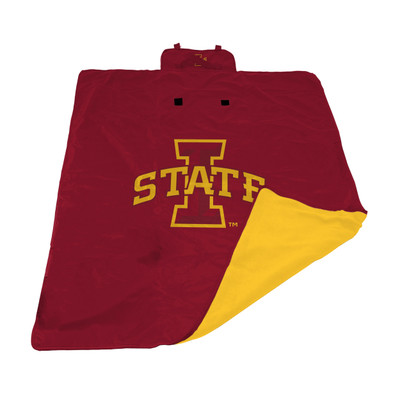 Iowa State Cyclones All Weather Outdoor Blanket    LOGO BRAND   156-731