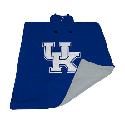 Kentucky Wildcats All Weather Outdoor Blanket  | LOGO BRAND | 159-731