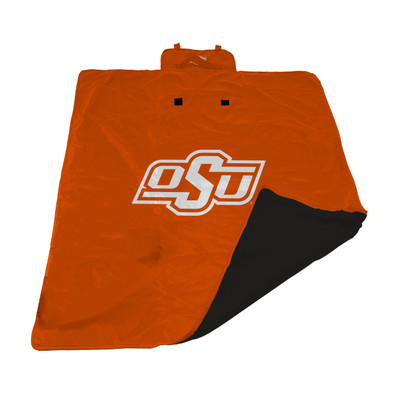 Oklahoma State Cowboys All Weather Outdoor Blanket  | LOGO BRAND | 193-731