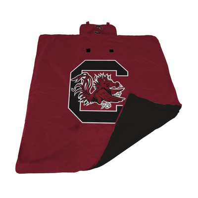 South Carolina Gamecocks All Weather Outdoor Blanket    LOGO BRAND   208-731